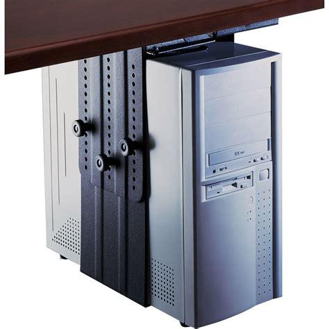 cpu under desk mount humanscale cpu300 under desk mount cpu holder