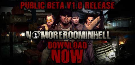 no more room in hell mods pc half 2 mod no more room in hell beta released monkeyphatt