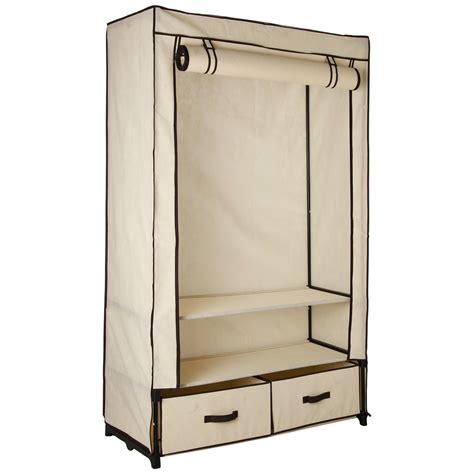 Portable clothes storage design decoration