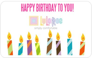 Lularoe Gift Card - birthday gift certificate templates john best free home design idea inspiration