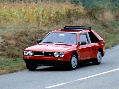 Lancia S4 1985 Lancia Delta S4 Stradale Car Review Top Speed