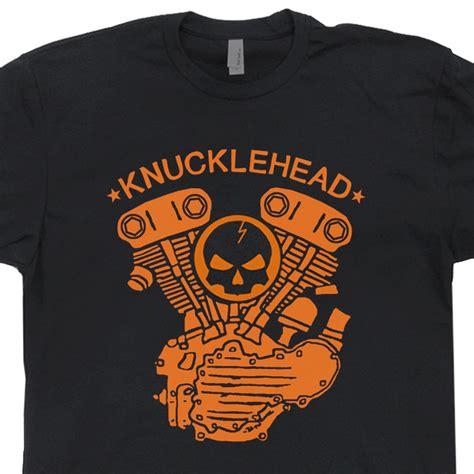 Tshirt Harley Davidson Motor Cycle harley davidson vintage t shirts knucklehead motorcycle