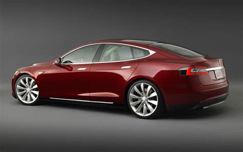 Tesla S Tesla Model S 2013 Cartype