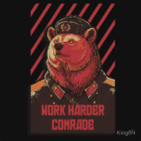 White Russian Meme - quot vote soviet bear russian bear meme quot t shirts hoodies