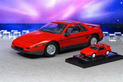 1984 pontiac fiero gt 1984 pontiac fiero gt 18 64 yatming and mo by