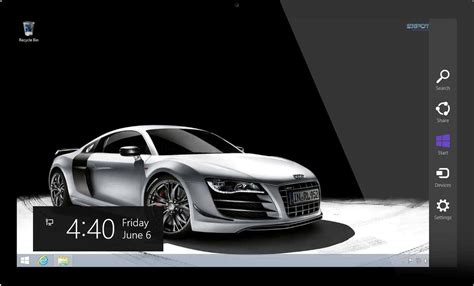 desktop themes cars free audi cars theme for windows 7 and windows 10