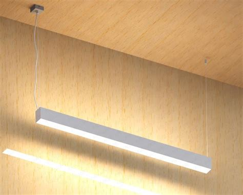 indirect pendant lighting 48w72w96w led direct indirect office lighting pendant
