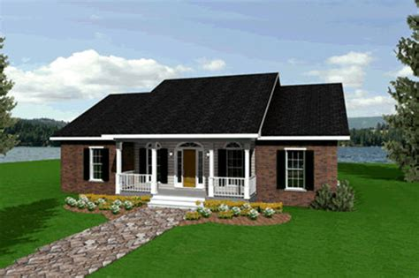 how big is 1500 square ranch style house plan 3 beds 2 baths 1700 sq ft plan