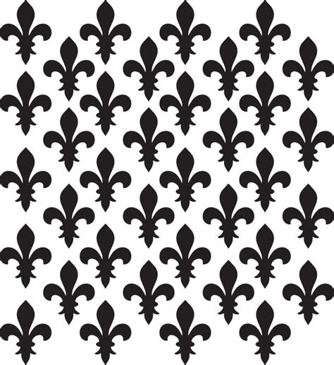 pattern wall decals fleur de lis pattern wall decal contemporary wall