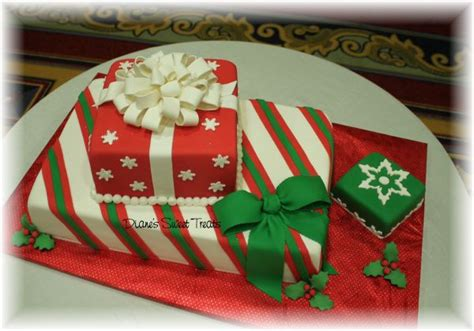 the christmas gift cake eat as you open daily dose of art