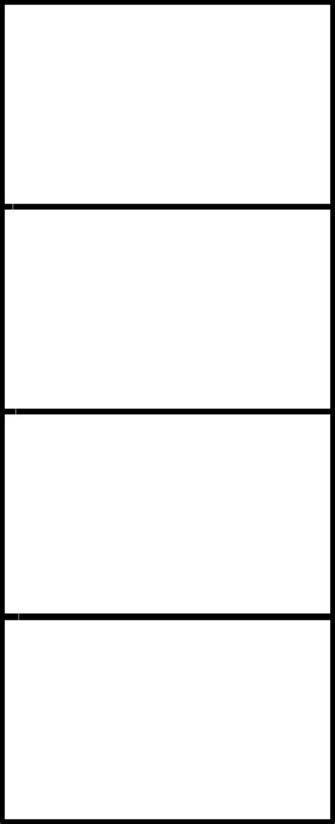 four panel comic template opinions on four panel comic