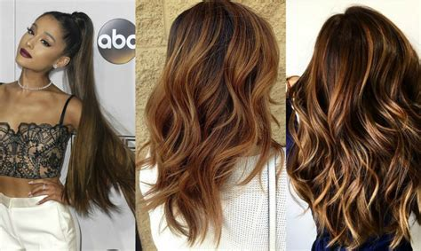 tendencias color pelo mujer 2017 tendencias en colores de cabello 191 cu 225 les usar para ir a