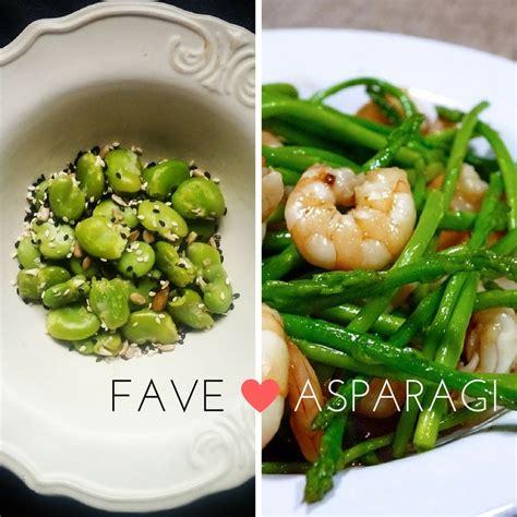 come si cucinano le fave fave e asparagi propriet 224 benefiche e consigli due