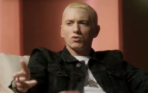 eminem interview eminem quotes from the interview quotesgram