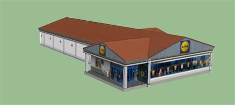 House Building Simulator ls 2011 lidl supermarkt v objekte mod f 252 r landwirtschafts