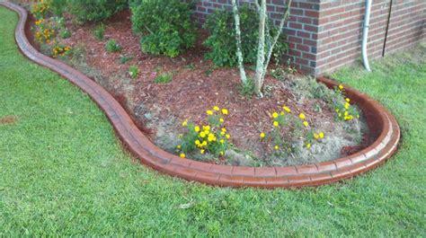 curb appeal concrete edging concrete curb landscape appeal concrete curbing