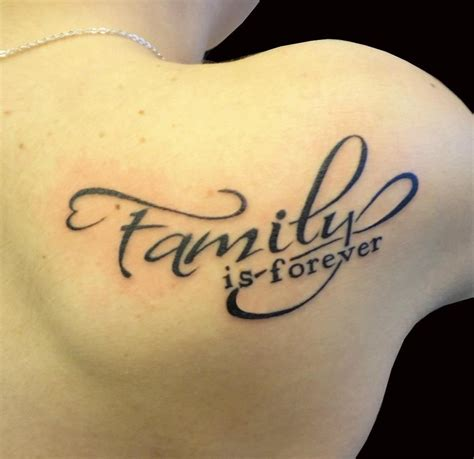 family forever tattoos family forever pictures to pin on