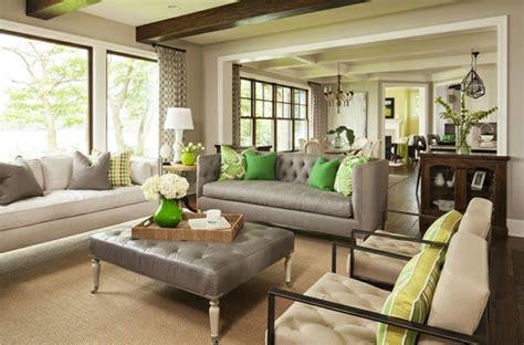 White Sofa Wohnzimmer Dekorieren Ideen by 20 Ideen F 252 R Beeindruckende Wohnzimmer Dekoration