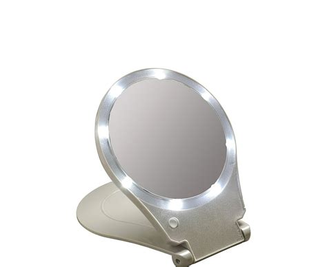 travel lighted makeup mirror best lighted makeup mirror 2016 reviews makeup vidalondon