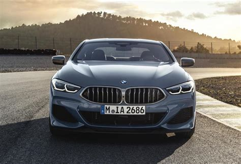 Bmw 3 Series 2019 Headlights by 2019 Bmw 8 Series Revealed 0 100km H In As Low As 3 7