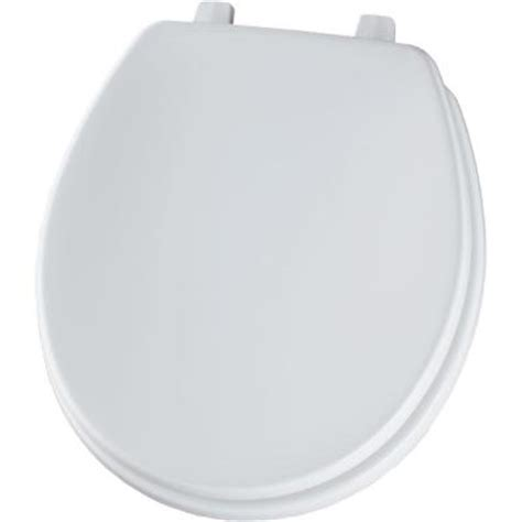 american standard laurel closed front toilet seat in