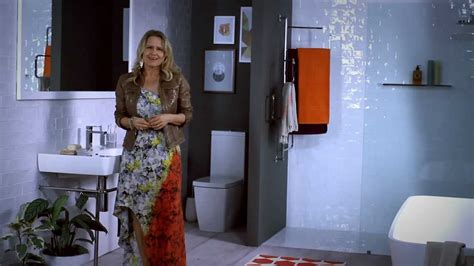 bathroom tours with shaynna blaze boho