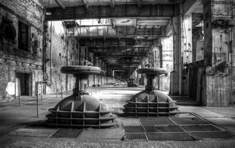 tutorial photo urbex power plant urbex hdr one online photography magazine
