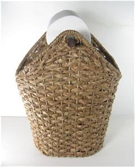 country style toilet paper holders braided rope basket toilet paper holder rustic country