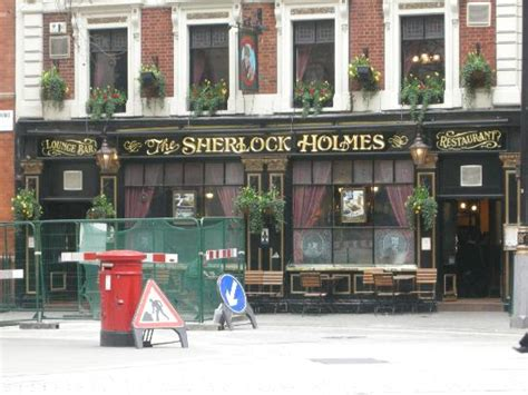 public house restaurant dinning area picture of the sherlock holmes public house restaurant london