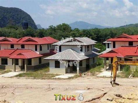 rumah banglo baru kelantan rumah properties in gua musang mitula homes