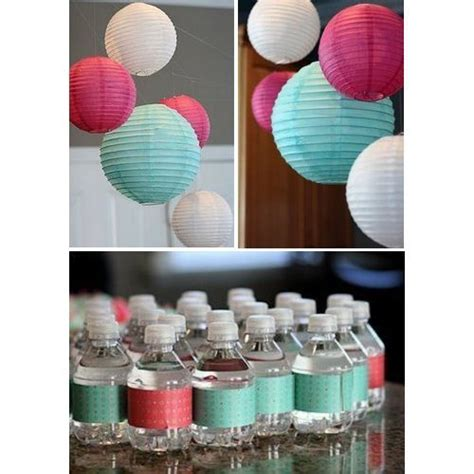 Colour Themes Party | tiny two party theme thoughtfully simple