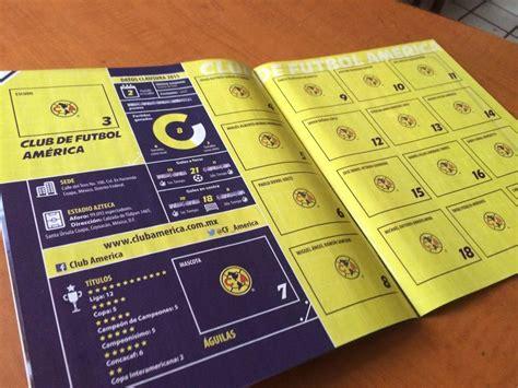 Liga Mexicana Table panini liga mexicana apertura 2015 sticker album cardzreview