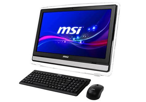 Harga Msi harga msi ae 222 dan spesifikasi aio pc terbaru ulas pc