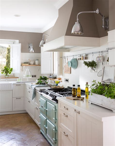 imagenes retro para cocina dale color a tu cocina blanca