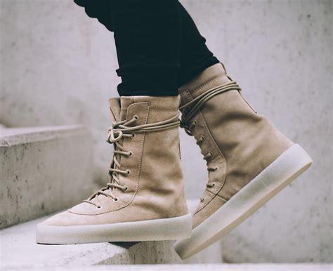 Diskon Adidas Yeezy Crepe Boots Black Season2 now available yeezy season 2 crepe boot sneaker shouts