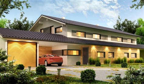 Haus Mit Carport Und Garage by Hintergrundwissen Zu Garagen Und Carports