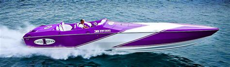 purple power car and boat boats ships