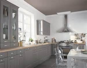 Beau Castorama Peinture Pour Meuble #1: meuble-cuisine_cuisine-candide-taupe.jpg
