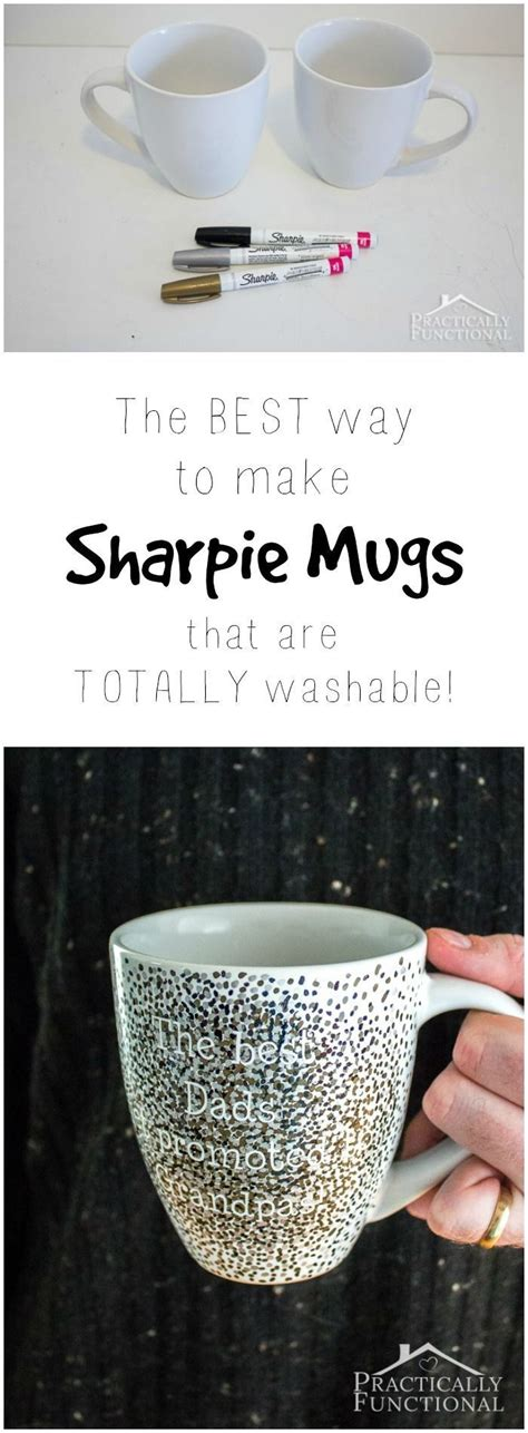 25 best ideas about diy sharpie mug on