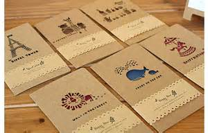 creative design for birthday cards creative krafts greeting cards 12pcs lot wedding invite