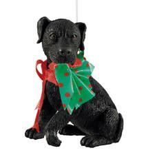 annapolis maryland black dog christmas ornament black lab ornament 4 quot c f enterprises