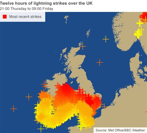 map of oregon lightning strikes day of the year follows thunderstorms news