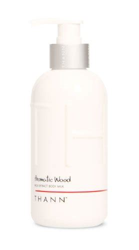 thann rice thann aromatic wood rice extract milk lotion 320 ml