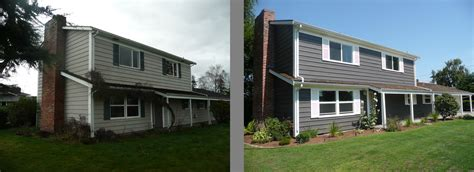orlando home renovation exterior before and after photos