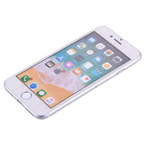 for iphone 8 plus color screen non working dummy display model white alexnld