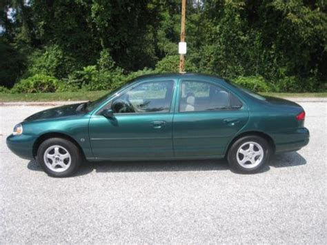 purchase used 1999 ford contour lx only 69k miles 5 speed manual immaculate condition in