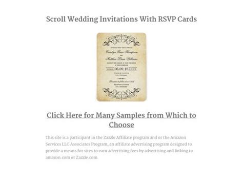 wedding invitations with detachable rsvp cards 19 best images about wedding invitations with detachable