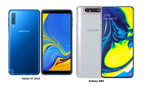 Samsung Galaxy A80 Order by Flipboard Samsung Galaxy A80 Vs Samsung Galaxy A7 2018 Specs Comparisons