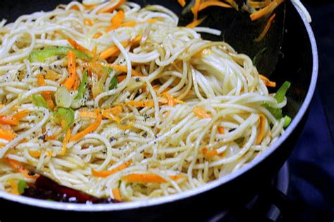 hakka cuisine recipes hakka noodles recipe foodpunch