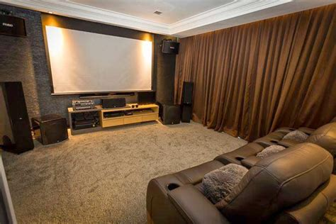 maxx audio visual home theater setup svs ultra series